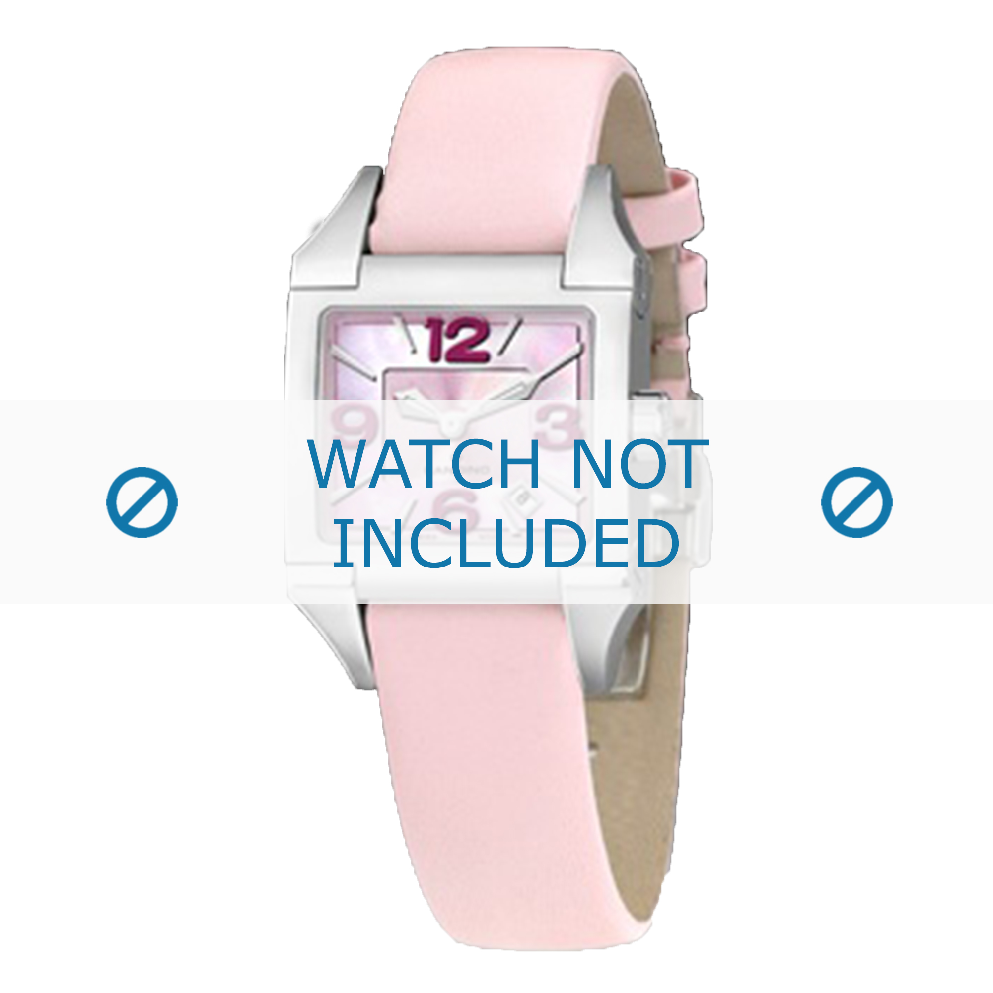 Candino klockarmband C4361-3 Läder Rosa