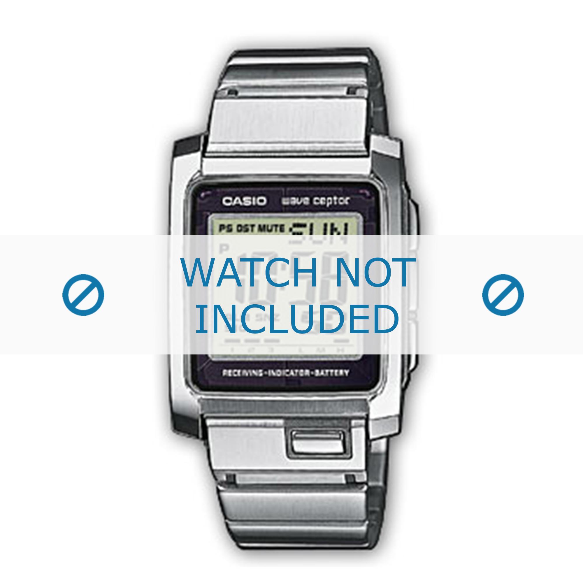 Casio klockarmband 10223696 / WV-300DE-7AER Metall Ilverfärgad