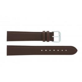 Klockarmband Condor 054R.02 Läder Brun 16mm