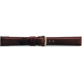 Klockarmband Universell 054R.02.18 Läder Brun 18mm