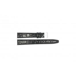 Klockarmband Condor 082R.01 Läder Svart 12mm