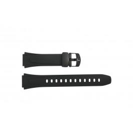 Klockarmband Casio W-753 / 10179406 Plast Svart 18mm