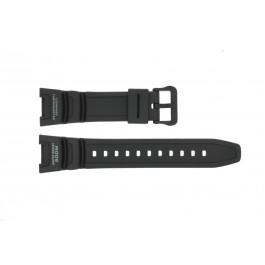 Klockarmband Casio SGW-100-1V / SGW-100 Plast Svart 24mm