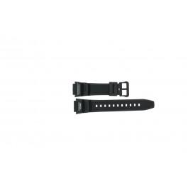 Klockarmband Casio SGW-300H-1AV - SGW-400H-1BV-10360816 Plast Svart 18mm