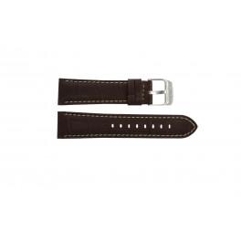 Klockarmband Festina F16486-3 / F16892 Läder Brun 23mm