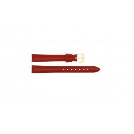 Klockarmband Condor 241R.06 Läder Röd 16mm