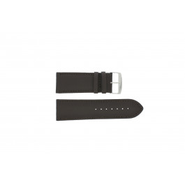 Klockarmband Universell 306.02 Läder Brun 28mm