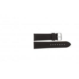 Klockarmband Condor 283.02 Läder Brun 22mm