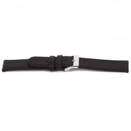 Klockarmband Universell D400 Läder Brun 14mm