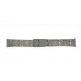 Klockarmband Universell 5050 Titan 22mm
