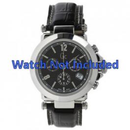 Klockarmband Guess GC31000G2 / GC30000 / GC30000G1 Läder Svart 21mm