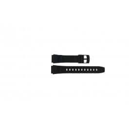 Klockarmband Casio W-93H / 71607653 Plast Svart 18mm