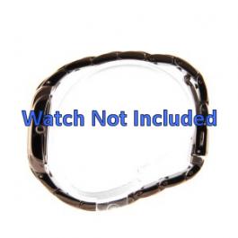 Fossil klockarmband ES-3007 Stål Guld (Rosé) 16mm