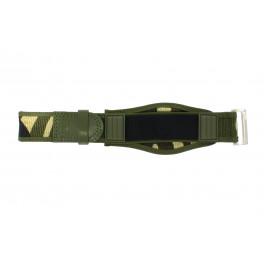 Klockarmband Camel Active Kardborreband Grön 26mm