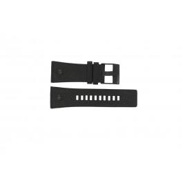 Klockarmband Diesel DZ7193 / DZ7262 Läder Svart 28mm