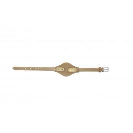 Klockarmband Fossil ES2830 Läder Brun 8mm