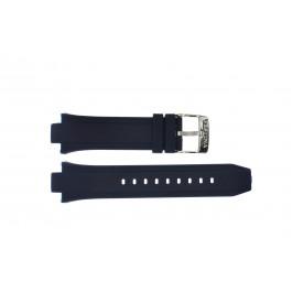 Klockarmband Festina F16667-1 Gummi Blå 13mm