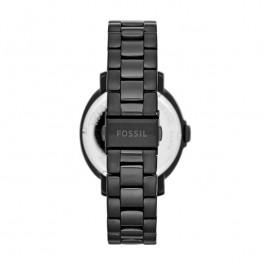 Fossil klockarmband ES3451 Rostfritt stål Svart 18mm