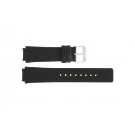 Klockarmband Danish Design IQ16Q890 Läder Svart 18mm