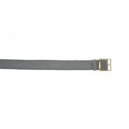 Klockarmband Universell PRLN.20.GRI Nylon/perlon Grå 20mm