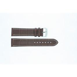 Klockarmband Condor 308.02 Läder Brun 24mm
