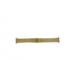 Morellato klockarmband A02U03230250220099    Stål Guld (Doublé) 18mm