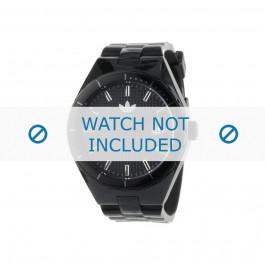 Klockarmband Adidas ADH2047 Silikon Svart