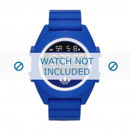 Klockarmband Adidas ADH2910 Silikon Blå 24mm
