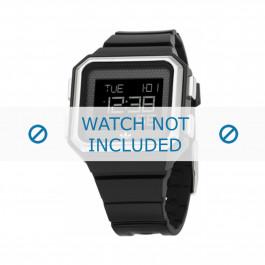 Klockarmband Adidas ADH6131 Silikon Svart 16mm