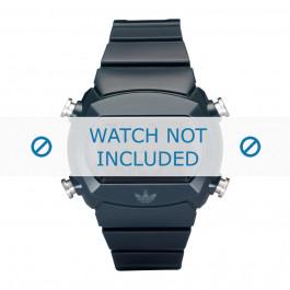 Klockarmband Adidas ADH6065 Silikon Blå 22mm