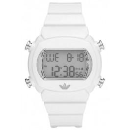 Klockarmband Adidas ADH6123 Gummi Vit 22mm