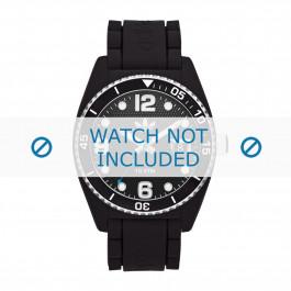 Klockarmband Adidas ADH6151 Gummi Svart 22mm