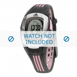 Klockarmband Adidas ADP1638 Gummi Svart 19mm