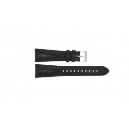 Klockarmband Armani AR0285 Läder Brun 22mm