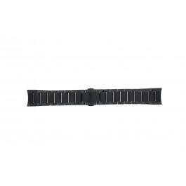 Klockarmband Armani AR1451 Keramik Svart 24mm