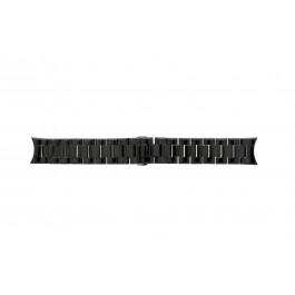 Klockarmband Armani AR1452 Keramik Svart 22mm