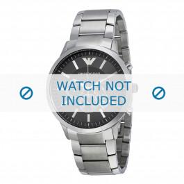 Klockarmband Armani AR2460 Stål 24mm