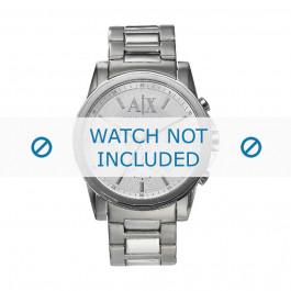 Klockarmband Armani AX2058 Stål 22mm