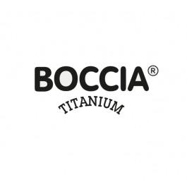 Klockarmband Boccia 3523-03 Läder Vit 16mm
