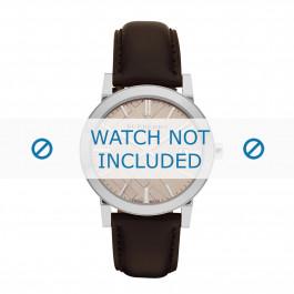 Klockarmband Burberry BU9011 Läder Brun 20mm