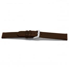 Klockarmband Universell H400 Läder Brun 22mm