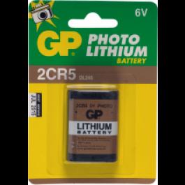GP Andra Batteri 2CR5 / DL245 - 6v