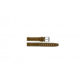 Klockarmband Camel 5100-5109 Läder Brun 14mm