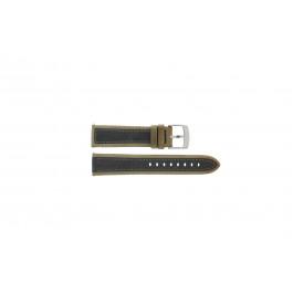 Klockarmband Camel 5320-5329 / 5390-5399 Läder Brun 22mm