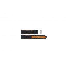 Klockarmband Camel BC51043 Active Läder Svart 18mm