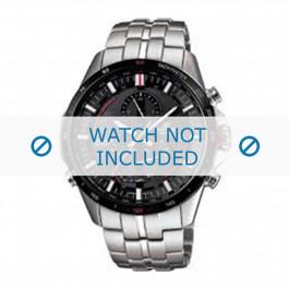 Klockarmband Casio EQS-A500DB-1AVER / 10427996 Stål 22mm