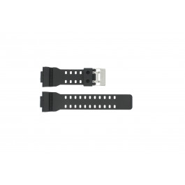 Klockarmband Casio G-8900-1 / GA-100-1 / GA-110 / GA-110MB Plast Svart 16mm