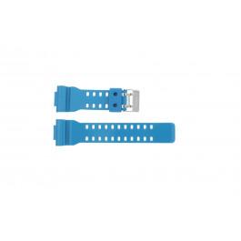 Klockarmband Casio GD-110-2W / 10427892 Silikon Turkos 16mm