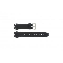Klockarmband Casio GW-1400A-1AVV / 10165470 Silikon Svart 23mm