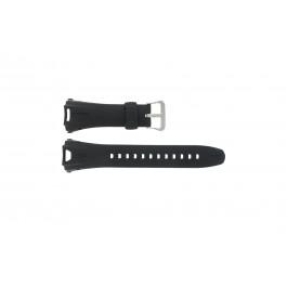 Klockarmband Casio GW-700A-1W Silikon Svart 29mm